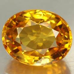 Description: Yellow Sapphire Gemstone